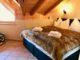 Chalet SONNWINKL: ab 290 Euro pro Nacht, 4 SZ, 10 Min. Kitzbühel, Outdoor-Whirlpool - Schlafzimmer 4 (2. Stock)